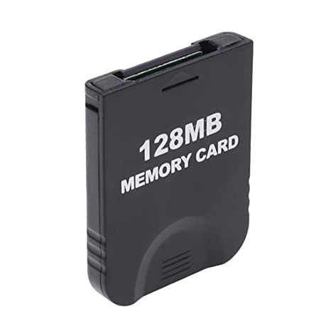 Tarjeta de Memoria 128 MB para Nintendo Wii GameCube GC ...