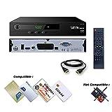 SAT-TN 7000 HD adatto per TIVUSAT Blue and GOLD card, Conax, CA, USB, HDMI, HD and Scart ricevitore satellitare