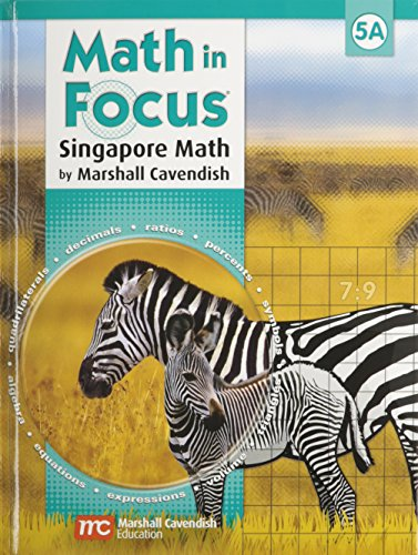 Math in Focus: Singapore Math Homeschool Package with Answer