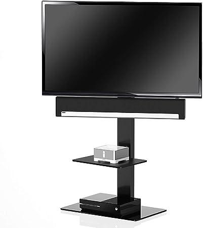 HANG TV portátil Soporte de Suelo de pie, para la Pantalla de Panel Plano LCD LED Plasma de 32