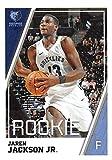 #9: 2018-19 Panini NBA Stickers Basketball #294 Jaren Jackson Jr. RC Rookie Card Memphis Grizzlies