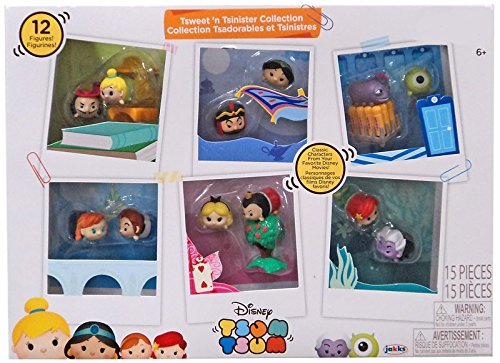 Disney Tsum Tsum Tsweet 'n Tsinister Collection Exclusive