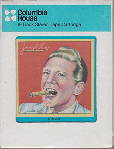 (Jerry Lee Lewis - When Two Worlds Collide - Original Vintage 8-Track Tape Cartridge (Elektra ET8 254))