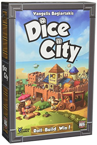 city board game - 5