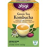 Yogi Tea Kombucha Green Tea 16 ea (pack of 2)