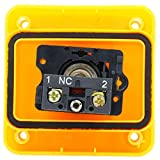 Baomain 660v Red Sign Emergency Stop Push Button