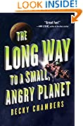 #3: The Long Way to a Small, Angry Planet (Wayfarers)