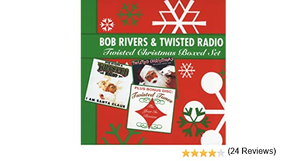 Amazon.com: Bob Rivers & Twisted Radio - Twisted Christmas Boxed ...