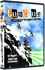 Tune Up - Snowboard and Ski Tuning Waxing and Repair Instructional DVD