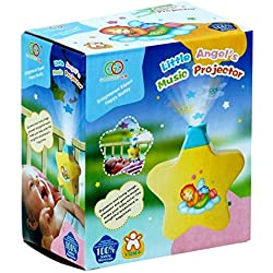 Little Angle's Music Projector, Enlightened Expert Happy Buddy for Baby