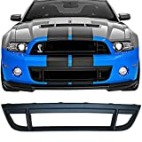 Grille Fits 2013-2014 Ford Mustang | Shelby GT500 Front Grill Lower Grille - PP Polypropyleneby IKON MOTORSPORTS