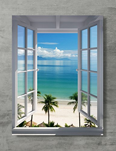 APPLEpie Beach Window Poster High Definition Posters for sale  Delivered anywhere in USA