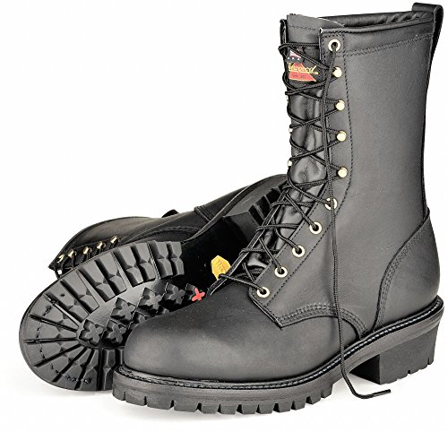 Wildland Fire Boots, Mens, 7M, PR