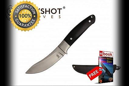 Amazon.com: Moon Knives - Cuchilla para caza de cuchillos ...