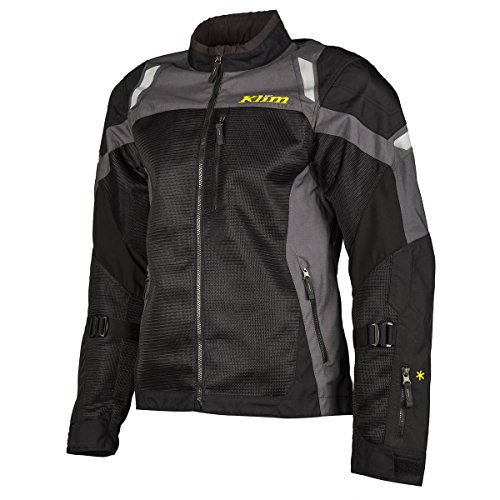 Klim Induction Mesh Summer Jacket Dark Gray Small (More Size Options)