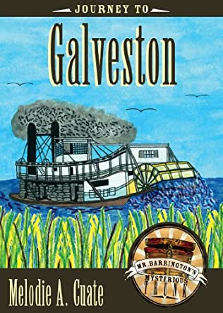book cover of Journey to Galveston