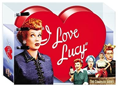 Amazoncom I Love Lucy The Complete Series I Love Lucy Lucille