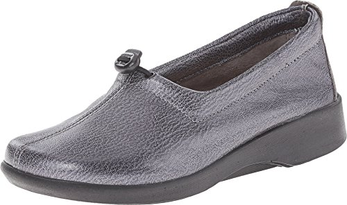 Arcopedico Women's Queen II Walking Shoes,Pewter,35 M EU (Queen Of Hearts Shoes)