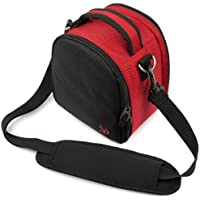 VanGoddy Laurel DSLR Camera Handbag for Canon SLR & Compact System Cameras