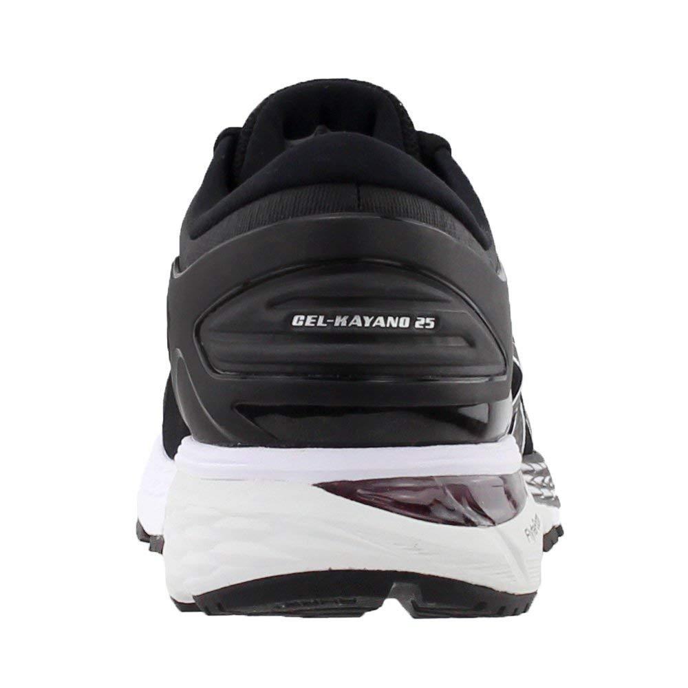 ASICS Gel Kayano 25 Men's Running Shoe, Black/Glacier Grey, 7 D US by ASICS (Image #3)