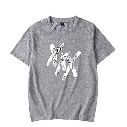 Shirt T B3 Oversize Uomo Xxs Xxxtentacion 2018 xxxl Ctooo pw5Eygqx