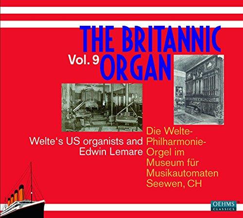 Britannic Organ, Vol. 9