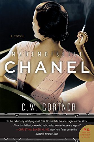 Mademoiselle Chanel: A Novel cover