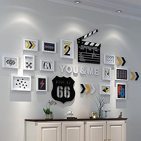 PENG Foto Wall Frame Wand minimalistischen modernen ...