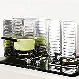 Hoomoi Kitchen Oil Splash Guard Gas Stove Cooker Oil Removal...