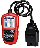 Autel AutoLink AL319 OBD2 Code Reader Car Diagnostic Scanner Color Screen with Free