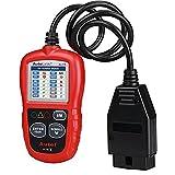 Autel AutoLink AL319 OBD2 Code Reader Car Diagnostic Scanner Color Screen with Free Update Online