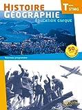 Histoire Géographie Terminale STMG - Livre élève format compact - Ed. 2013