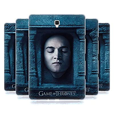 Official HBO Game of Thrones Faces 2 Soft Gel Case for Samsung Galaxy Tab S4 10.5 (2018)