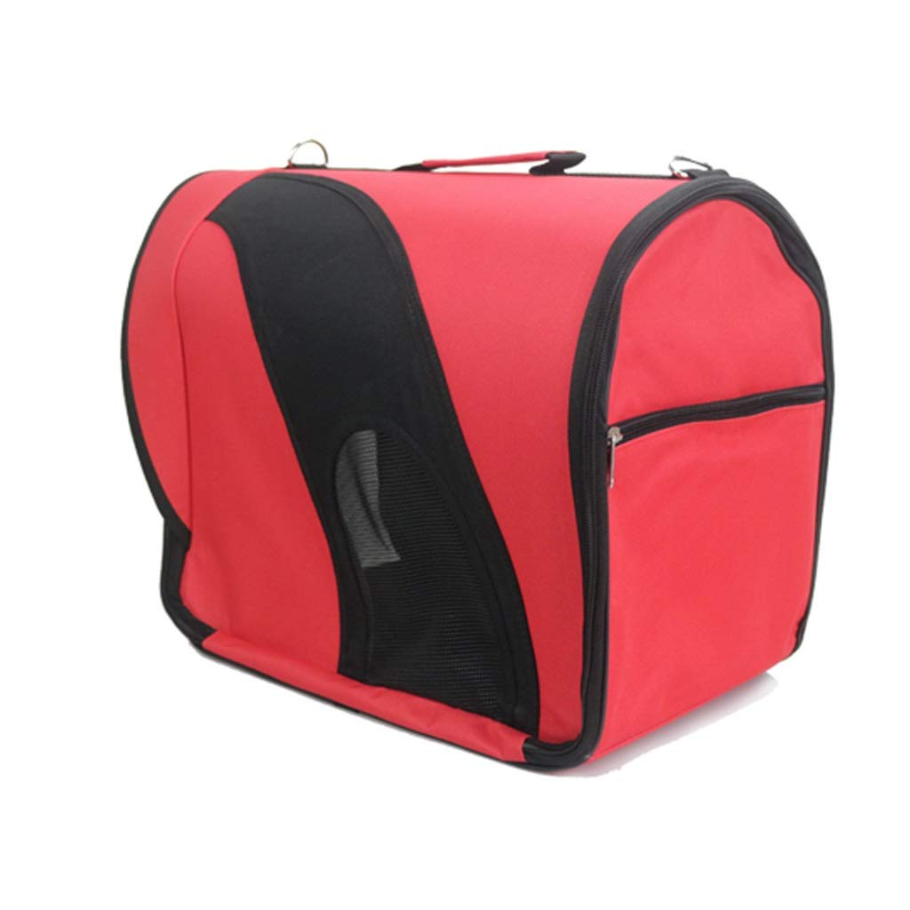 Airline Approved Travel Carrier Provides A Safe and Secure Way to Travel Keep You Pet Comfortable,Suitable for Outdoor Travel Walking Hiking