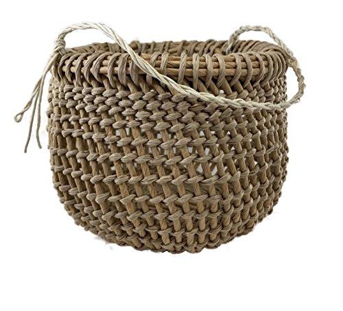 Twined Gathering Basket Kit
