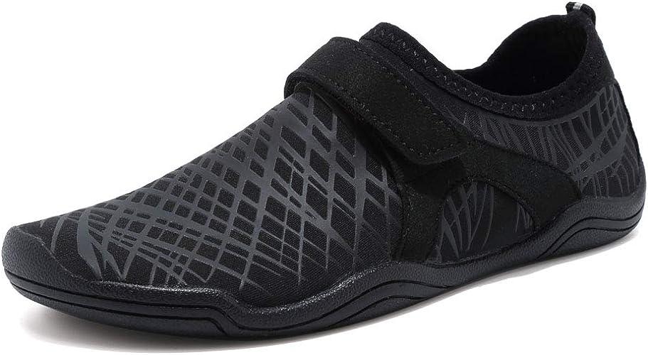 Boys /& Girls Water Shoes Lightweight Comfort Easy Walking Athletic Slip on Aqua