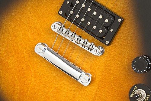 Epiphone Les Paul SPECIAL-II Electric Guitar, Vintage Sunburst - Image 3