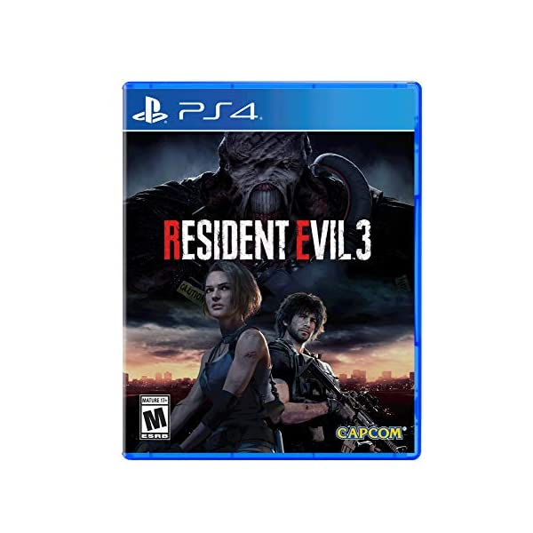 Resident Evil 3 – PlayStation 4