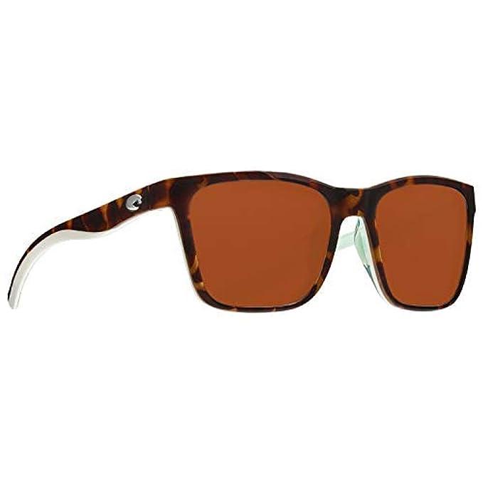 Amazon.com: Gafas de sol Costa Panga – Tortuga brillante ...