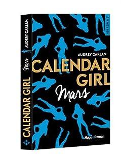 Calendar girl 03 : Mars