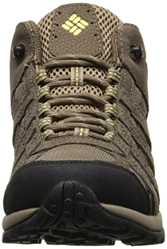 Columbia Women's Redmond Mid Waterproof Trail Shoe,Oxford Tan/Sunlit,11 M US by Columbia (Image #4)