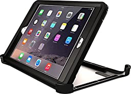 OtterBox Defender Series Case for iPad Mini 3 - Frustration Free Packaging - Black