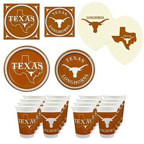 NCAA Texas Longhorns 16 piece