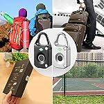 CSPFAIQL-Smart-Fingerprint-Lock-Sicurezza-Lucchetto-Waterproof-Elettronico-USB-di-Ricarica-Lucchetto-per-Porta-Valigia-Zaino-Palestra-Bicicletta