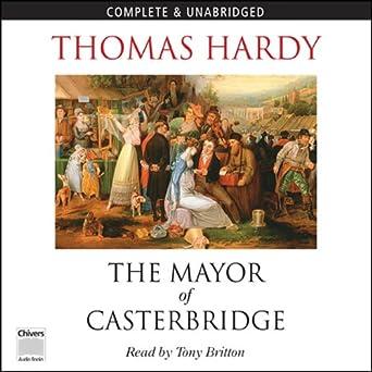 mayor of casterbridge setting