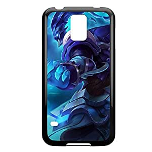Thresh-003 League of Legends LoL case cover Samsung Galaxy Note4 - Plastic Black