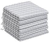 (Set of 6) XXL Turkish Cotton Bath Beach Hammam Towel Peshtemal Throw Fouta...