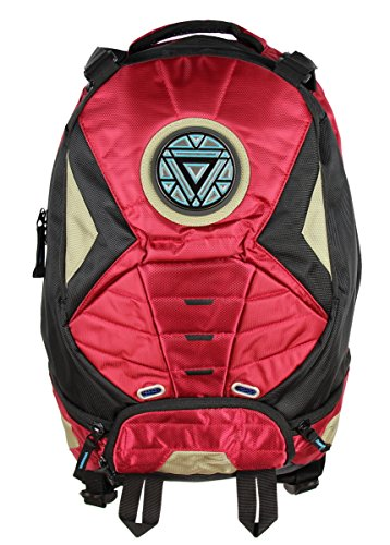 Marvel Iron Man Suit Up Backpack