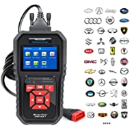 [Sponsored]SEEKONE OBD2 Scanner, Professional Car Auto Diagnostic Code Reader Check Engine Light...