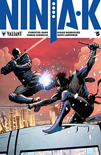 Amazon.com: Ninja-K #5 eBook: Christos N. Gage, Trevor ...
